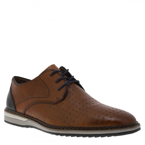 Derbies en cuir homme